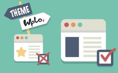 WordPress Theme auswählen: 5 Tipps die du beachten solltest