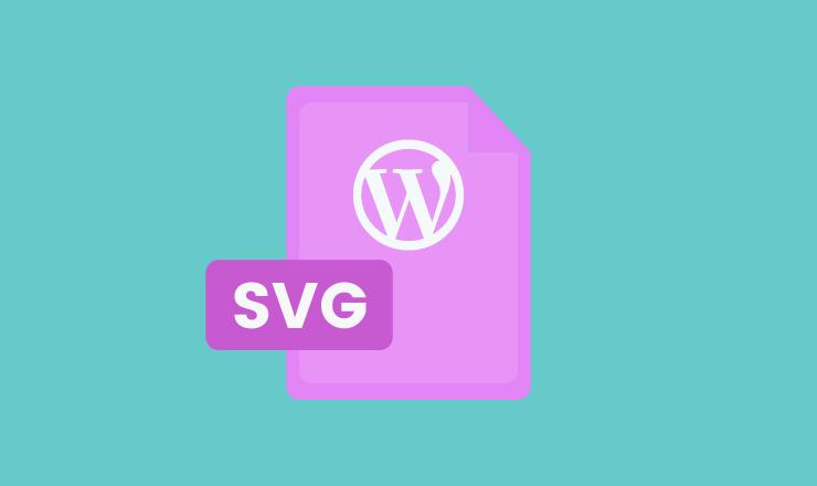 SVG Dateien mit WordPress hochladen