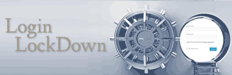 Login Lockdown Plugin