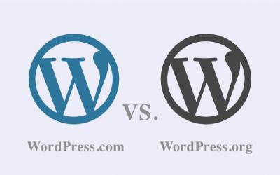 WordPress.com und WordPress.org – Wo liegt der Unterschied?