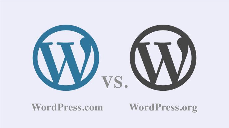 Wo liegt der Unterschied zwischen WordPress.com und WordPress.org